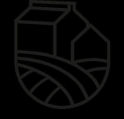 Logotyp för Bohus Ängar
